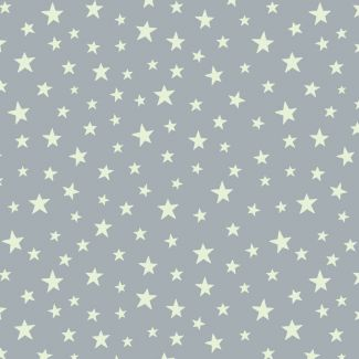Christmas Glow - Glow Stars on grey