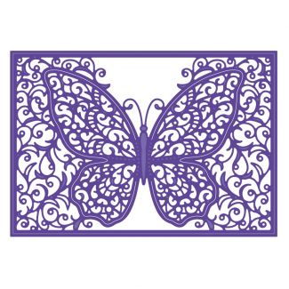 Gemini - Create A Card - Graceful Butterfly