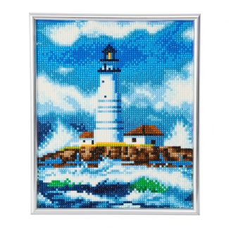 Picture Frame Kit 21cm x 25cm - The Lighthouse