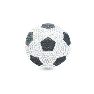 Crystal Art Motif Kit - Football