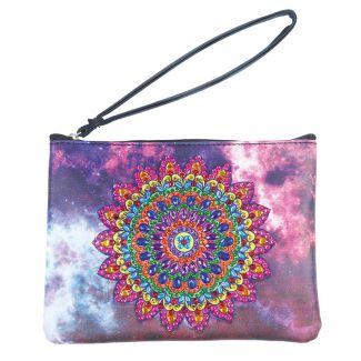 Crystal Art Pouch - Mandala Magic