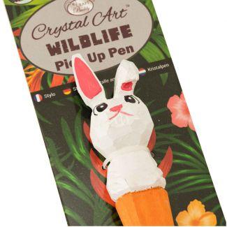 Crystal Art Wildlife Pick Up Tool - Rabbit
