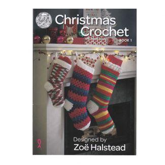Christmas Crochet Book 1