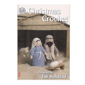 Christmas Crochet Book 3