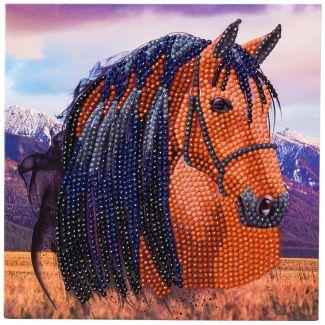 Crystal Card Kit - Horse
