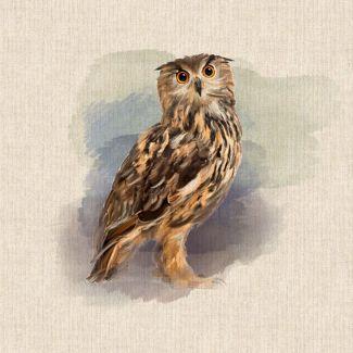 Chatham Glyn Panel - Owl