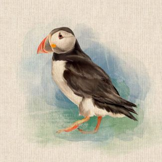 Chatham Glyn Panel - Puffin