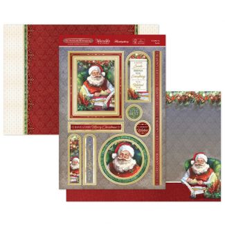 A Letter to Santa Luxury Topper Set