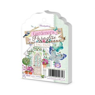 Gardener's Paradise Tag Pad