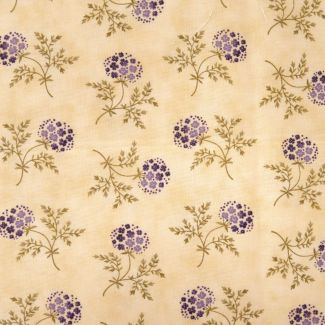 Clover Meadow - Large Flower (fat quarter)