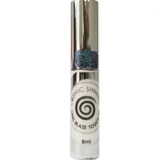 Cosmic Shimmer Opal Blaze Touch Tip - Turquoise Peach 8ml