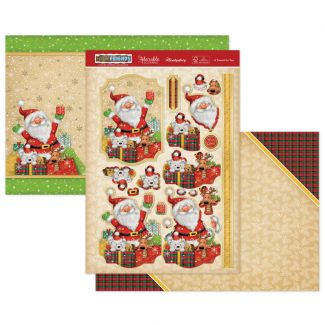 A Present for You Luxury Topper Set