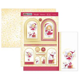 Fairy Wishes Luxury Topper Set