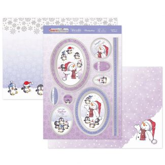 Together at Christmas Luxury Topper Set