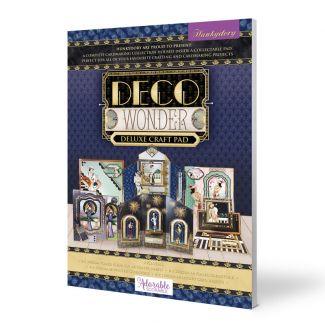 Deluxe Craft Pads - Deco Wonder