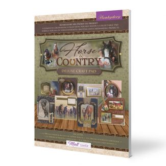 Deluxe Craft Pads - Horse & Country