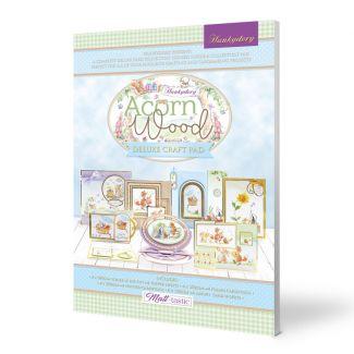 Deluxe Craft Pads - Acorn Wood