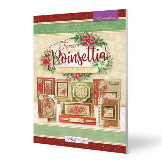 Deluxe Craft Pads - Poinsettia