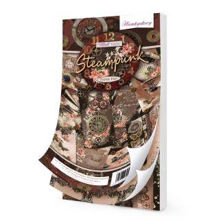 DL Paper Pad - Steampunk