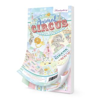 DL Paper Pad - Animal Circus