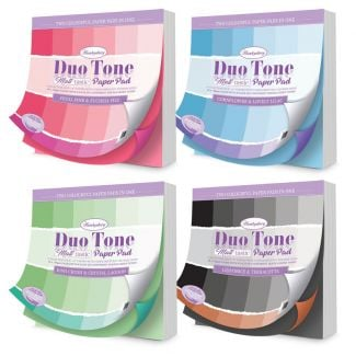 Duo Tone Paper Pad Ultimate Collection 2