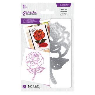 Gemini Die - Elements - English Rose
