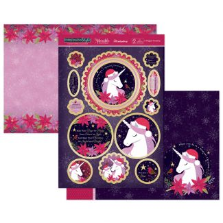 A Magical Christmas Luxury Topper Set