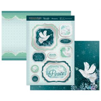Peace & Goodwill Luxury Topper Set