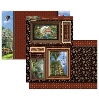 A Grand Day Out Luxury Topper Set