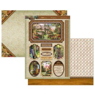 Home, Sweet Home Luxury Topper Set