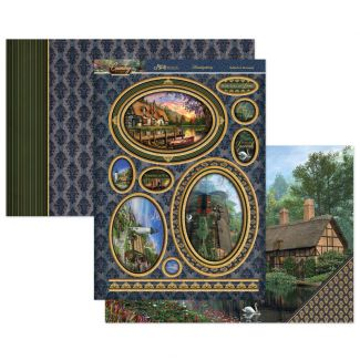 Reflective Moments Luxury Topper Set