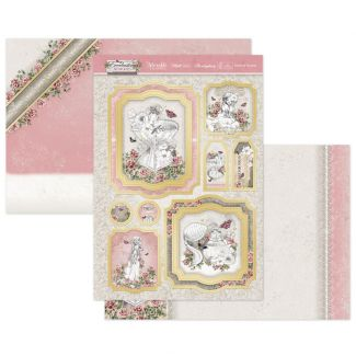Feminine Touches Luxury Topper Set