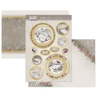 Joyful Moments Luxury Topper Set