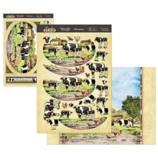 Meadow Farm Deco-Large - The Farmyard