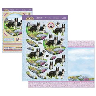 Meadow Farm Deco-Large - Walkies
