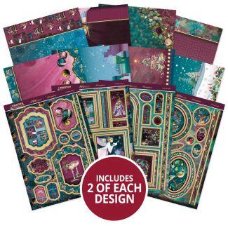 Festive Radiance Mirri Magic Topper Collection