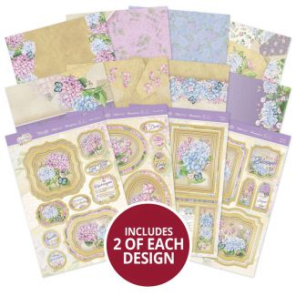 Forever Florals - Hydrangea Luxury Topper Collection