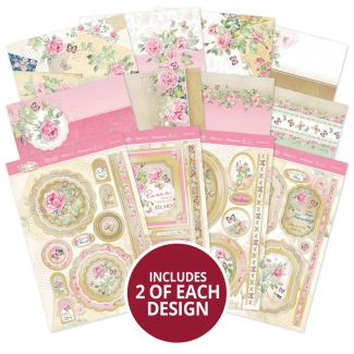 Forever Florals - Rose Luxury Topper Collection