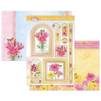 Flourishing Florals Luxury Topper Set