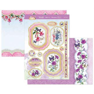 Pretty Petals Luxury Topper Set
