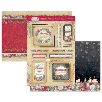 Christmas Wishes Luxury Topper Set