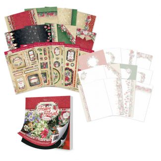 Forever Florals - Festive Rose Ultimate Collection