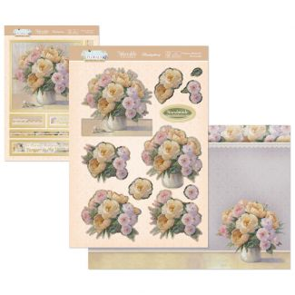 Flourishing Florals Deco-Large - Precious Memories