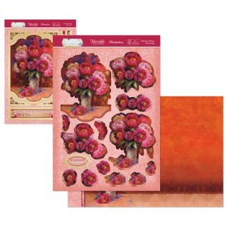 Flourishing Florals Deco-Large - Warmest Wishes