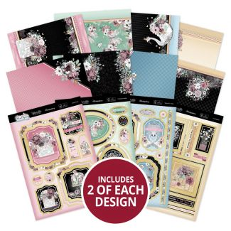 Floral Elegance A Fabulous Finishes Topper Collection