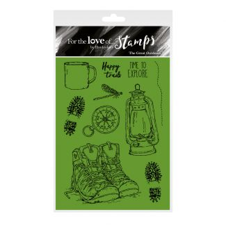 For the Love of Stamps - The Great Outdoors
