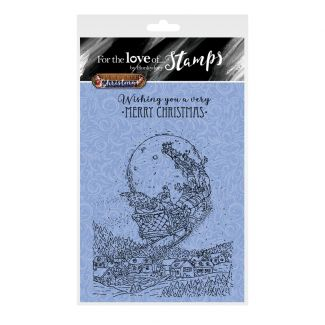 For the Love of Stamps - The Night Before Christmas