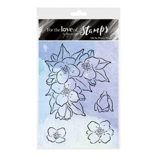 For the Love of Stamps - Oh So Pretty Petals