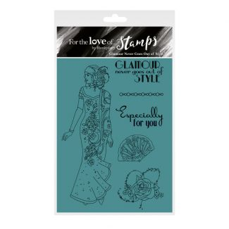For the Love of Stamps - Glamour Never Goes Out of Style