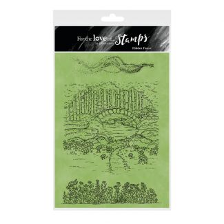 Hidden Forest - A5 Stamp Set